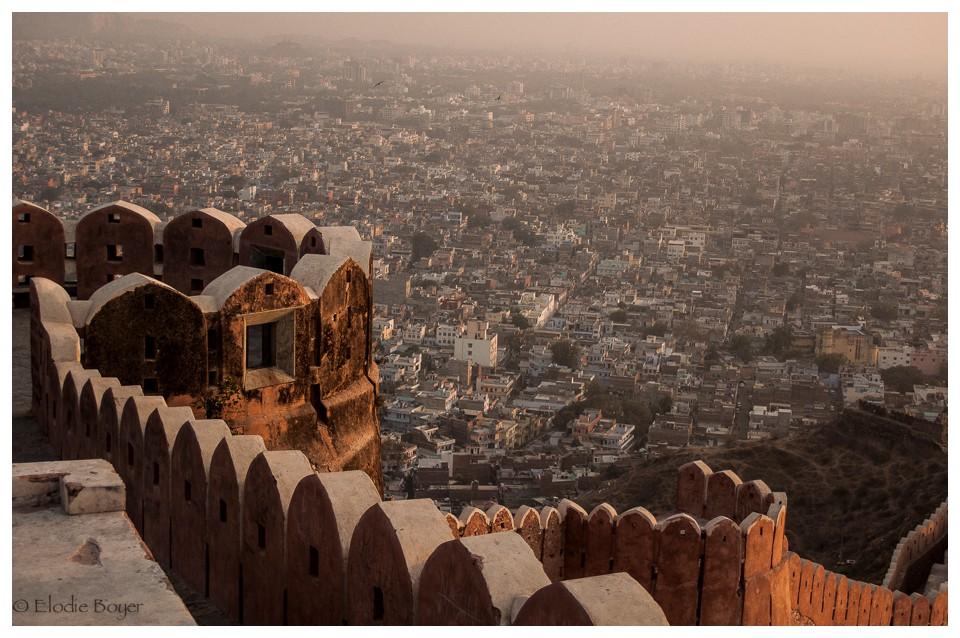 Jaipur Citadelle Radjasthan India-1