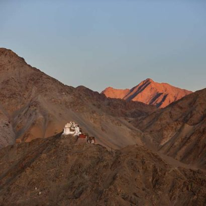 Travel to Ladakh and learn landscape and portrait photography.